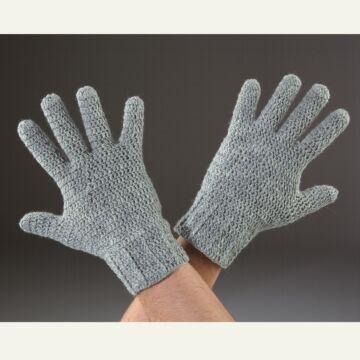 """Gehäkelte Fingerhandschuhe """"Feinstrumpf"""" 753021"""