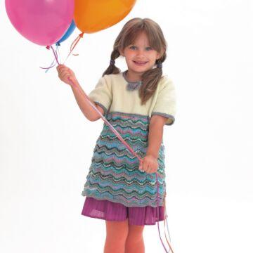 "Kinderkleid ""Bravo Color"" 753144"