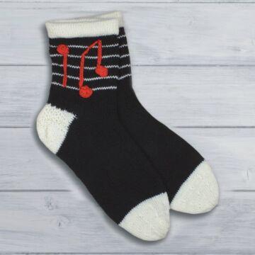 """Socken """"Feinstrumpf"""" 753228"""