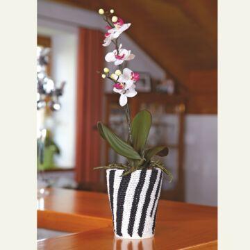 """Manschette für Blumentopf """"Piazza"""" 754021"""