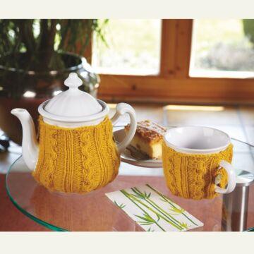 """Manschette für Teekanne & Tasse """"Capri"""" 754069"""