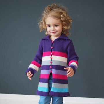 "Kinderlongjacke ""Piano"" 754088"