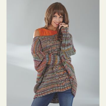 "Damenpullover ""Feinstrumpf Color"" 755003"