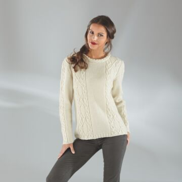 "Damenpullover ""Cable Roma"" 755086"