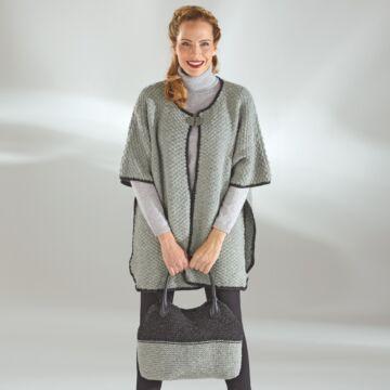 """Tasche """"Tweed"""" 755122"""