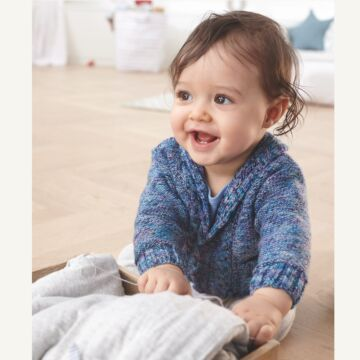 """Babyjacke """"Merino Wool"""" 756099"""