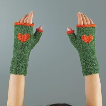 "Armstulpen ""Tweed & Trachtenwolle"" 756174"