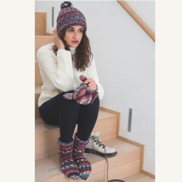 """Socken """"Hot Socks Skandinavia"""" 756246"""