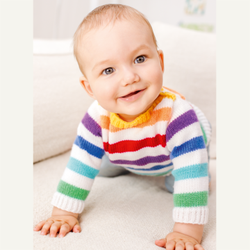 "Babypullover ""Bravo Baby"" 758152"
