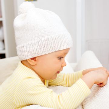 "Babymütze ""Baby Smiles Cotton"" 756287"