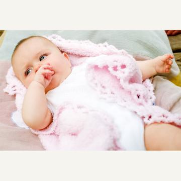 "Babydecke ""Lenja Soft"" 756289"