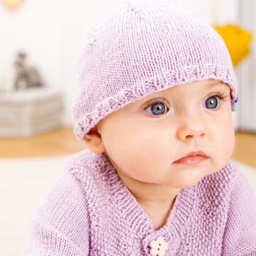 "Babymütze ""Baby Smiles Cotton"" 756290"