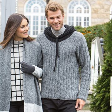 "Herrenpullover ""Nordic Dream"" 757047"