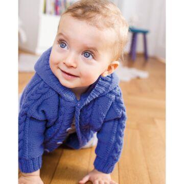 """Babyjacke """"Merino Wool"""" 757055"""