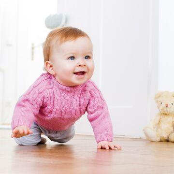 "Babypullover ""Merino Wool"" 757066"