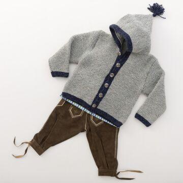 """Kindertrachtenjacke """"Tweed & Trachtenwolle"""" 757129"""