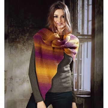 "Damenschultertuch ""Ambra Color"" 758143"