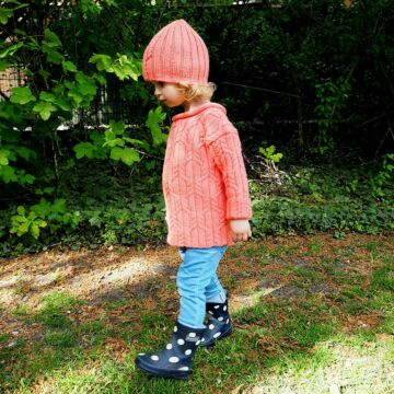 "Kinderpullover mit Mütze ""Ideal"" 759023"