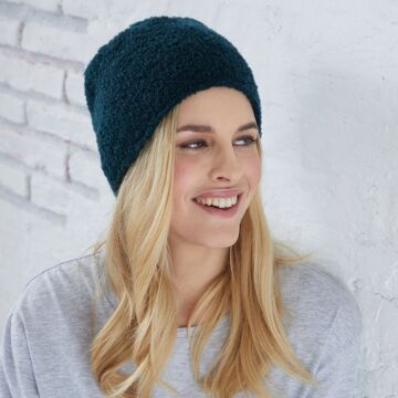 """Damenmütze """"Textura Soft"""" 759106"""
