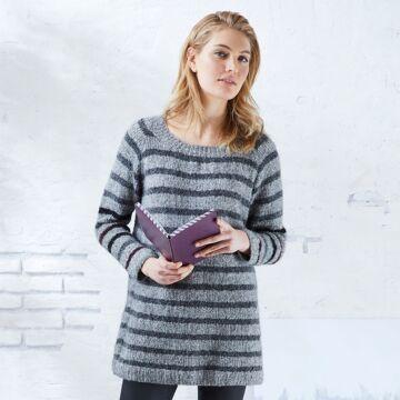 "Damenlongpullover ""Alpaca Couture"" 759107"