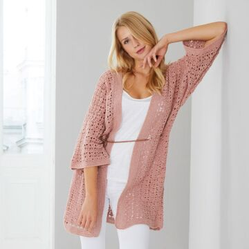 "Damenjacke ""Peach Cotton"" 759190"