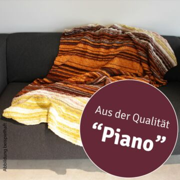"Temperaturdecke ""Piano"" 759200A"