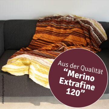 """Temperaturdecke """"Merino Extrafine 120"""" 759200C"""