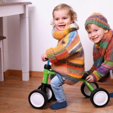 "Kinderpullover mit Loop ""Fano Linie 359"" 760100"