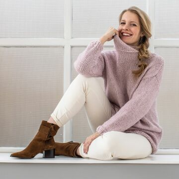 "Damenpullover ""Cosy Wool"" 760105"