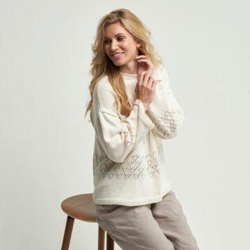 "Damenpullover ""Organic Cotton"" 760201"