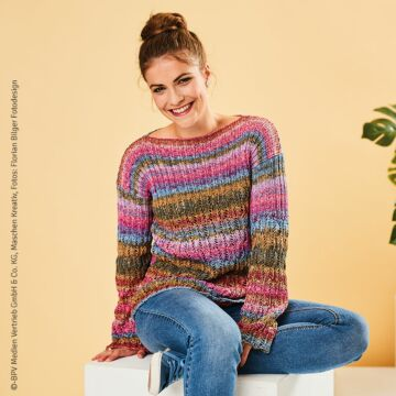 "Damenpullover ""Tropical"" 761204"
