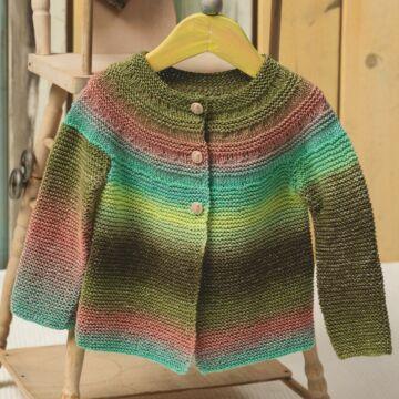 "Kinderjacke ""Baby Cotton Color"" 761213"