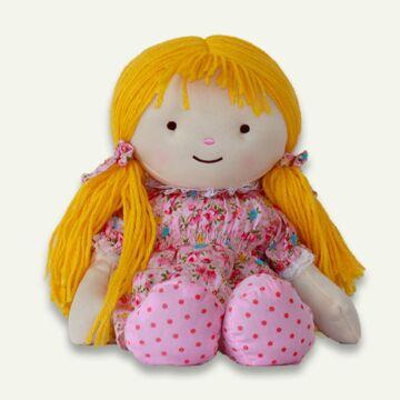 "Wärmende Puppe ""Warmheart Candy rosa"""