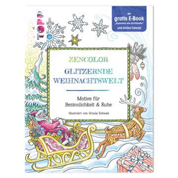 """Buch """"Zencolor- Weihnachtswelt"""""""
