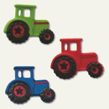 Traktorknöpfe