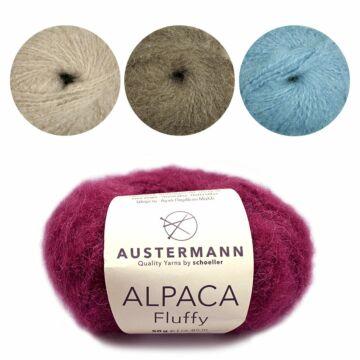 Alpaca Fluffy