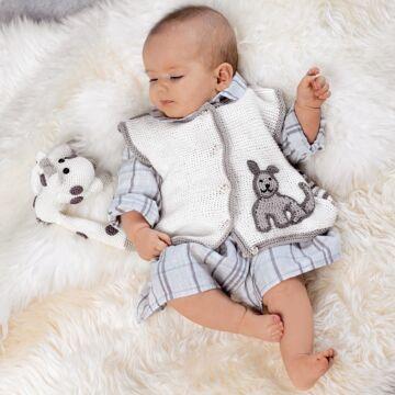 "Babyweste ""Bio Cotton"" AU8039"