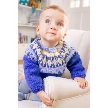 "Babypulli ""Merino Mix"" S9676"