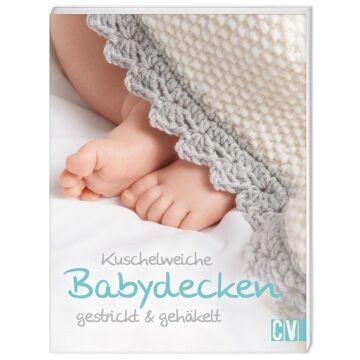 """Buch """"Kuschelweiche Babydecken"""""""
