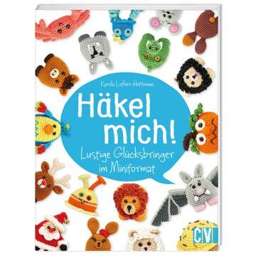 "Buch ""Häkel mich"""