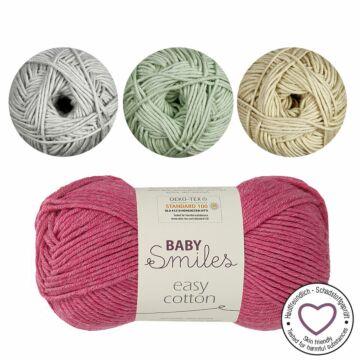 Baby Smiles Easy Cotton