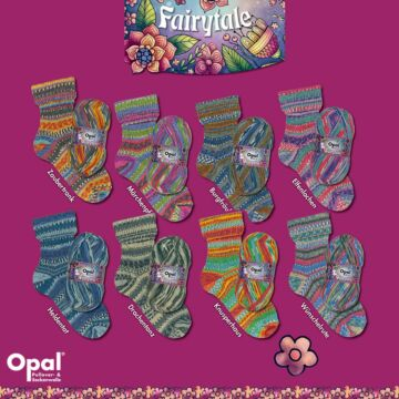 """Opal 4f. """"Fairytale"""""""