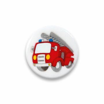 Knopf Feuerwehr (15 mm)