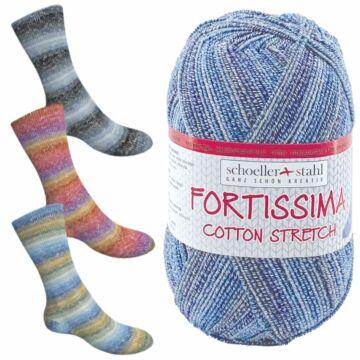 "Fortissima 4f. Cotton Stretch ""Frische Brise"""