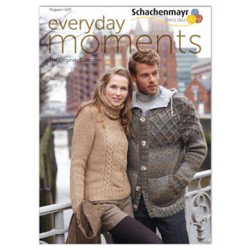 """Magazin """"Everday Moments 020"""" Cordelo, Tweed Style"""