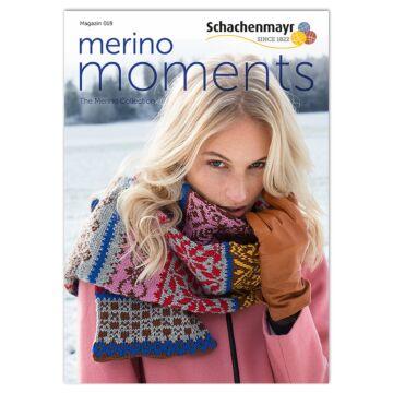 """Magazin """"Merino Moments 018"""""""