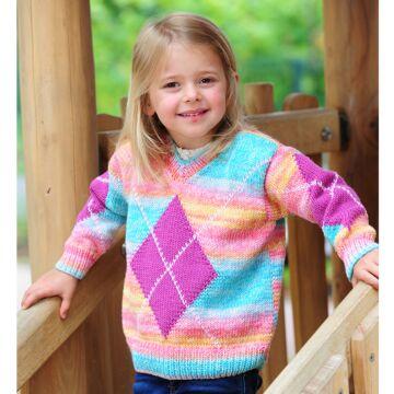 """Kinderpullover """"Timona Design Color"""" ON7024"""