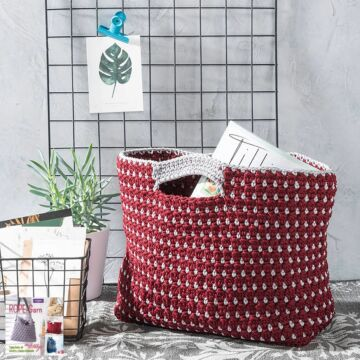 "Shopper ""Rope"" LK4103"