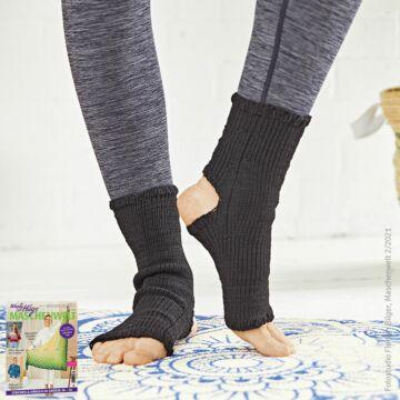 "Yoga-Socken ""Shape"" LK4325"