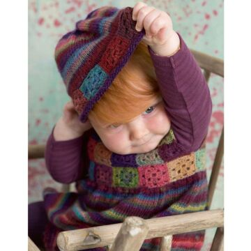 "Kinderkleid & Mütze ""Mille Colori Baby"" LY98061"